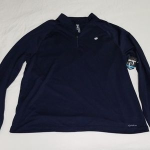 SB Tech Long Sleeved Pullover Shirt XL New